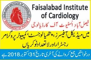 jobs in faisalabad hospital