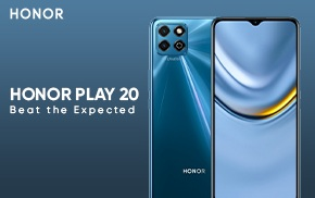 Honor Play 20 mobile