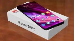 Huawei P50 Pro mobile