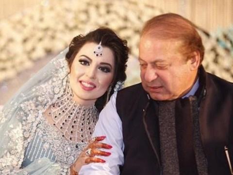 Mehrunnisa safdar marriage pictures