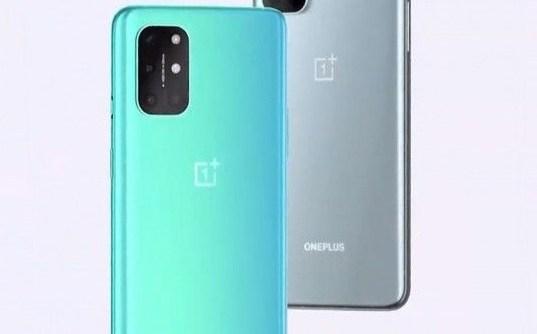 Oneplus 8T phone