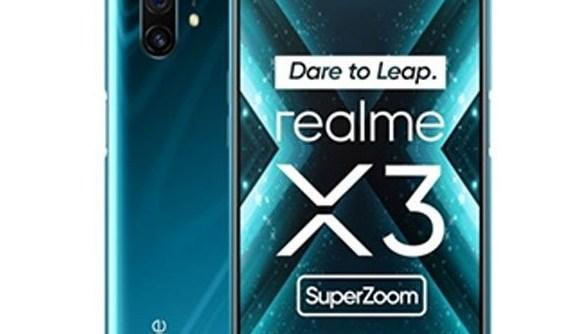 Realme X3 Super Zoom mobile