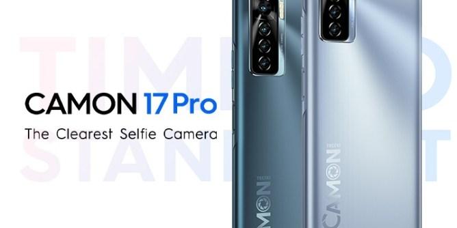 Tecno Camon 17 Pro mobile