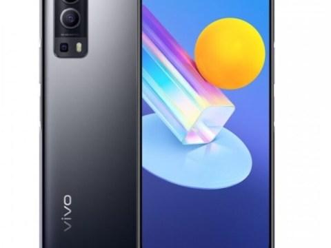 Vivo Y76s mobile