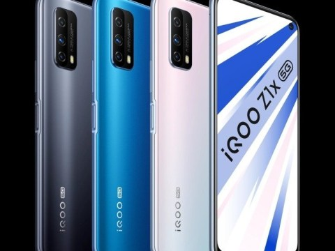 Vivo iQoo Z1x mobile