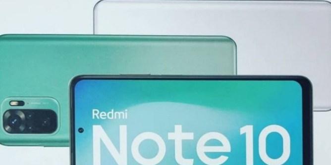 redmi note 10 mobile