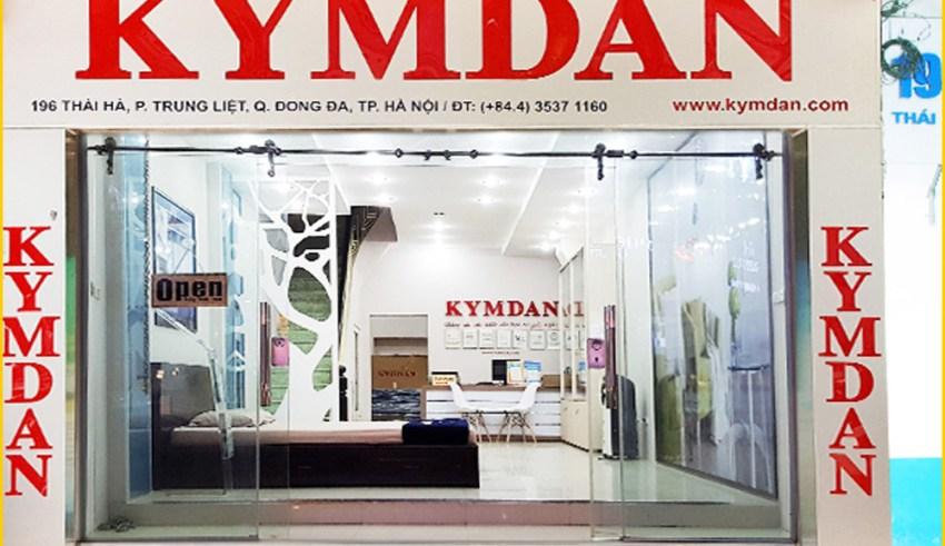 Cửa hàng nệm KymDan tại Hà Nội