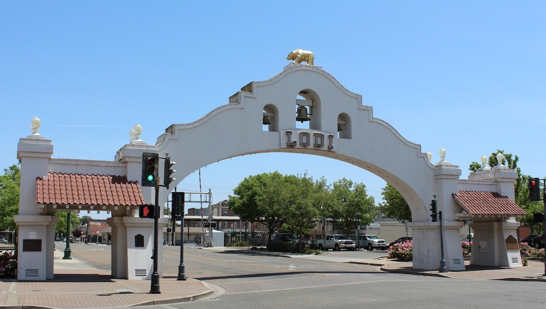 Lodi: You'll want to get stuck there