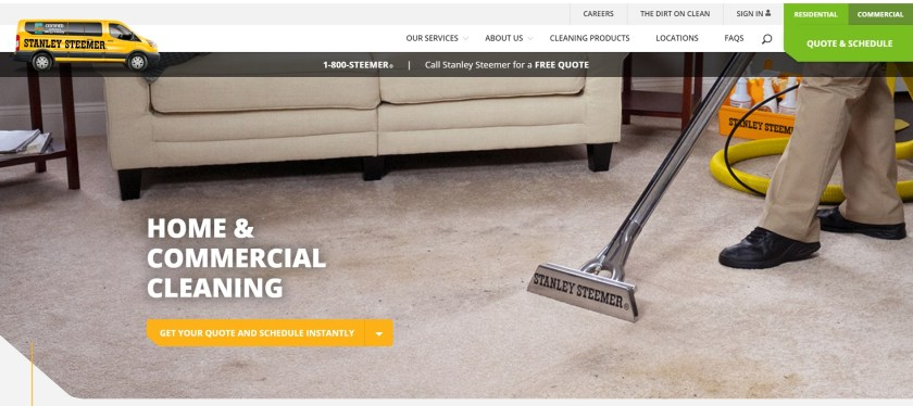 Top 10 Cleaning Services NYC