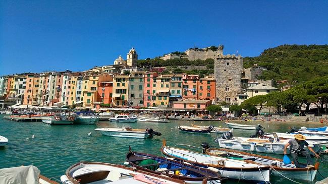 โรงแรมเมืองลา สเปเซีย (La Spezia) ที่พัก อิตาลี Italy topofhotel