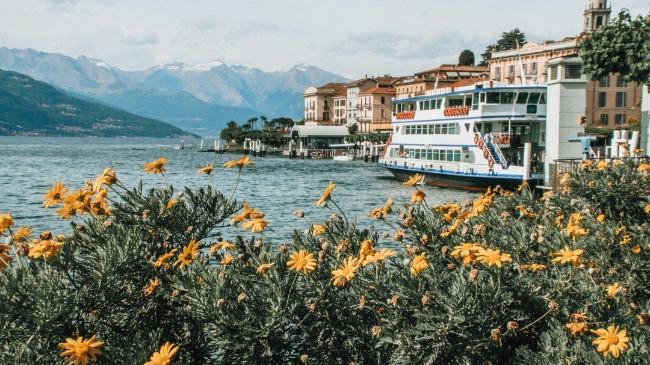 ที่พัก โรงแรม โคโม como lake ทะเลสาบโคโม bellagio varenna pantip topofhotel