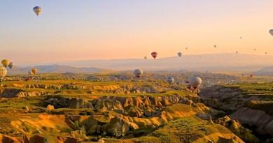 โรงแรม ที่พัก เมือง Goreme ย่าน Cappadocia (คัปปาโดเกีย) ประเทศตุรกี รีวิว topofhotel
