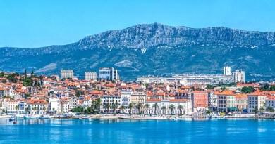 โรงแรม ที่พัก Split สปิรท โครเอเชีย Croatia Toptenhotel topofhotel 650 x 365