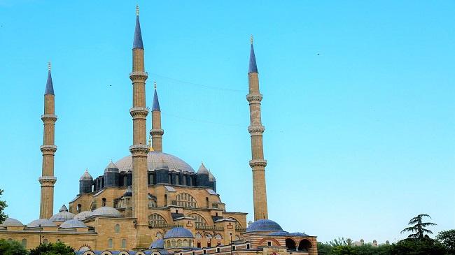 โรงแรม ที่พัก เอเดอเน (Edirne) ประเทศตุรกี (Turkey) 650 x 365