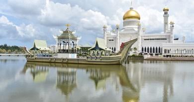 10 อันดับโรงแรมยอดนิยมในเมือง บันดาร์ เสรี เบกาวัน ( Bandar Seri Begawan ) ประเทศบูรไน (Brunei)