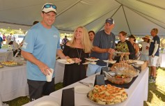 -6/9-11/2017--Jacksonville, FL --Dewed Country Club. Serving up a Cure, the 7th Annual Charity Tennis Event, hosted by Deerwood Country Club goes on June 9, 10, 11th, 2017. (Photos by Don Burk)