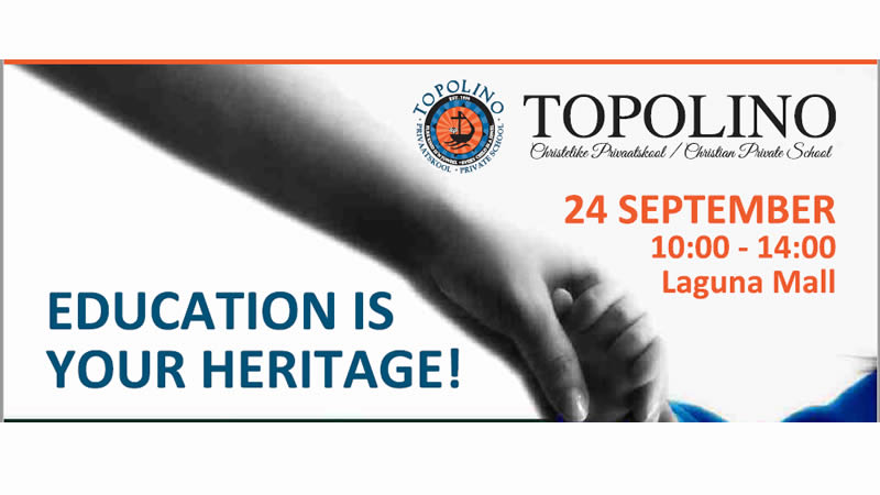 Education is your Heritage!