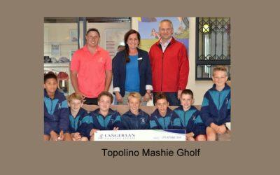 Topolino Mashie Gholf