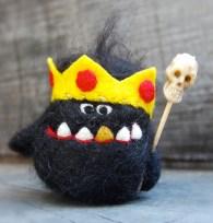 Monster KIng by asherjasper on etsy.com