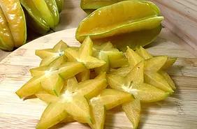 Taiwan Carambola (star fruit)
