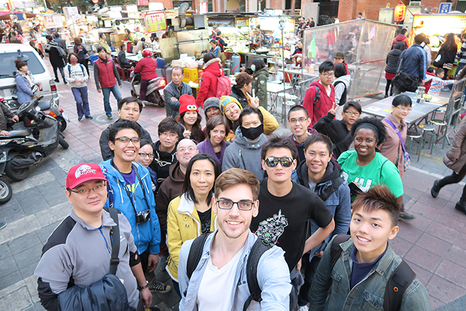 The Difference between Taiwan and Germany – Insights from Our Intern from Germany