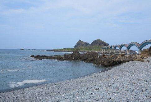 Sanxiantai Scenic Area