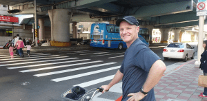 Ubike: An unforgettable journey in Taipei