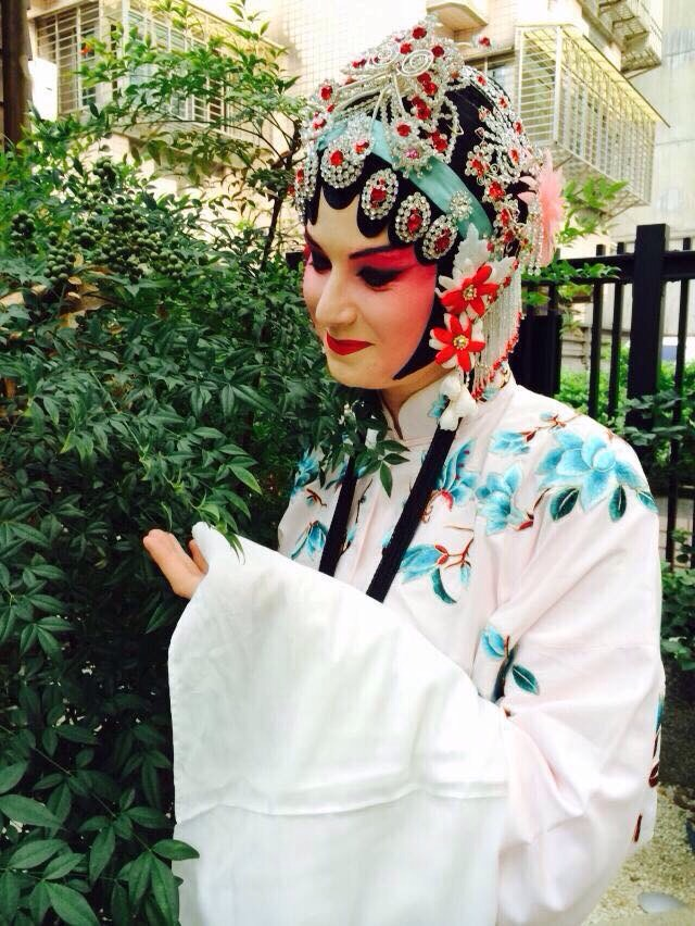 Beijing Opera Cultural Make Up Experience