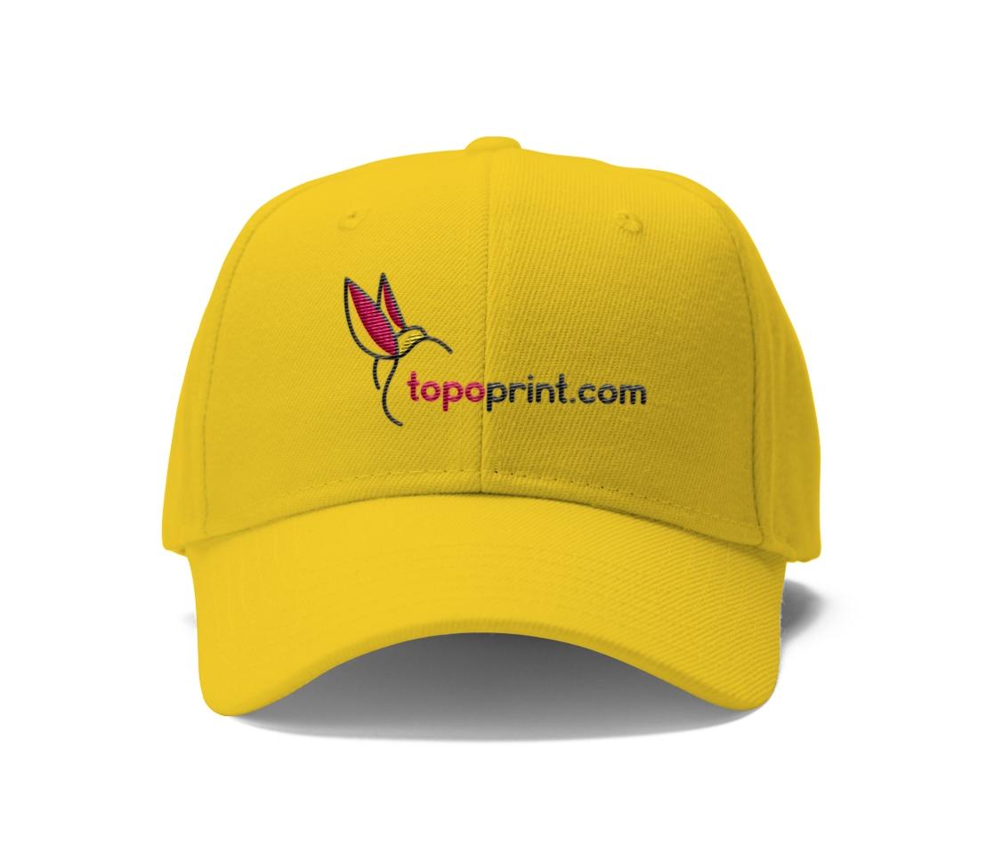 Impression casquette publicitaire
