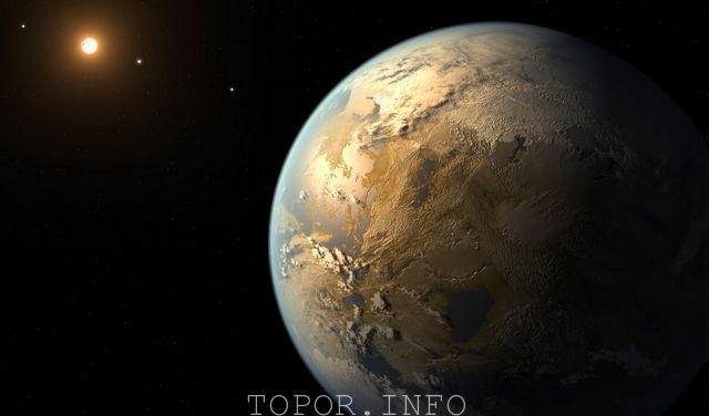 Как может выглядеть Kepler-438 b