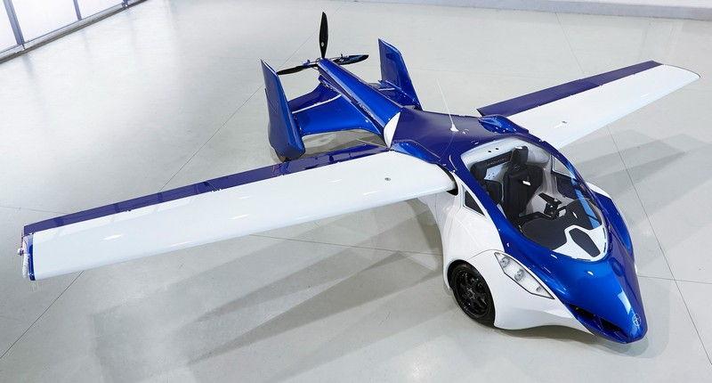 Будущее уже наступило: летающий автомобиль | умные гаджеты транспорт будущего гаджеты автомобильные Автомобильная навигация автогаджеты Terrafugia Transition. Terrafugia TF X AeroMobil 3.0