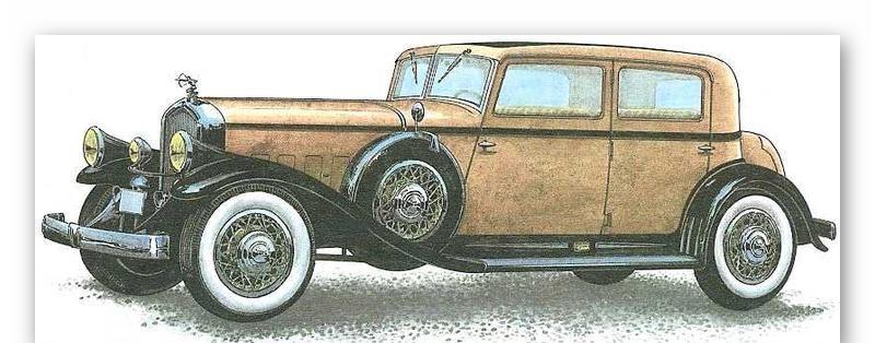 Автомобиль Pierce Arrow