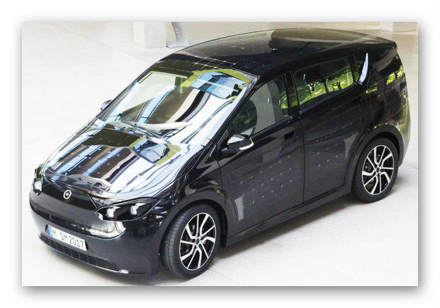 Автомобиль Sono Motors Sion