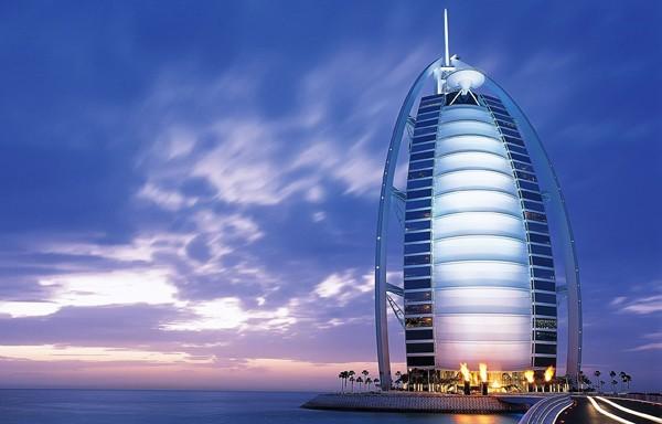 burj el arab skoro pa najveci hotel na svetu