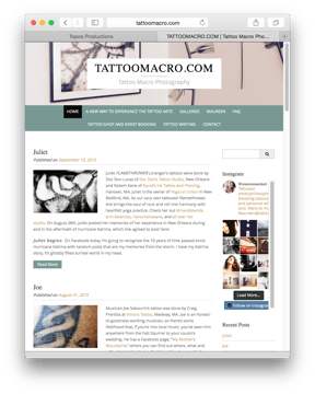 Read more about TATTOOMACRO.COM
