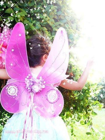 Sayap kupu-kupu melakukannya sendiri