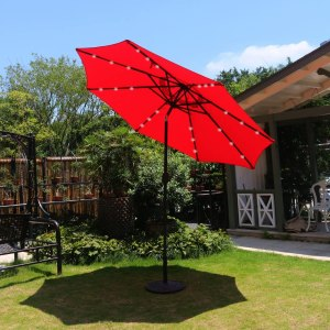 Best Patio Umbrella With Lights