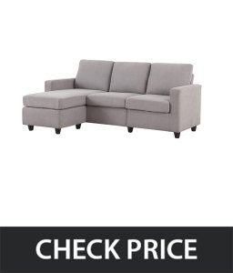 HONBAY-Convertible-Sectional-L-Shaped-Modern