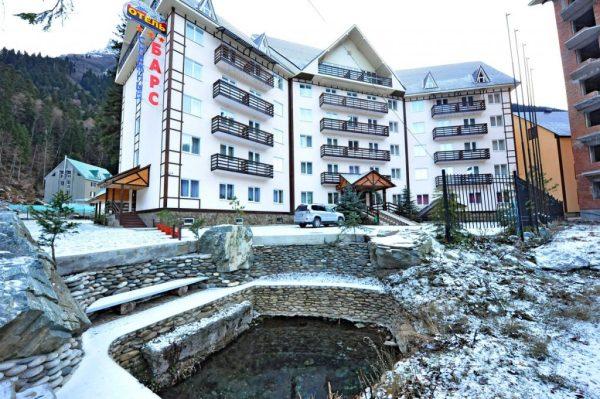 Горнолыжный курорт Домбай (Северный Кавказ), цены, веб ...