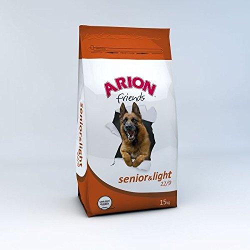 Pienso Arion Senior Light para perros adultos mayores