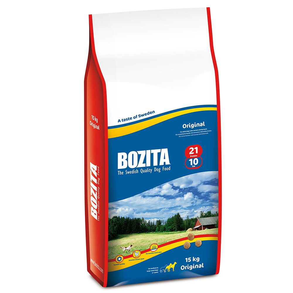 Pienso Bozita original 2110