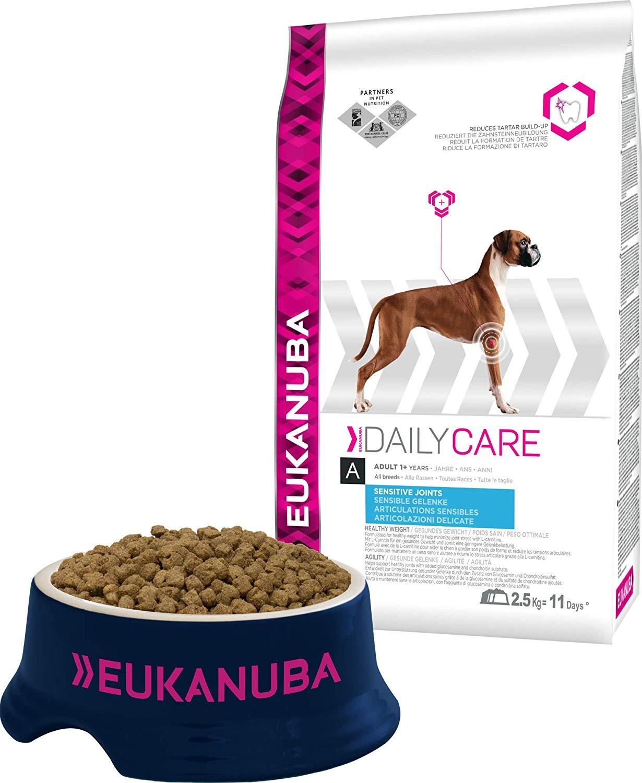 Pienso Eukanuba Daily Care Articulaciones Delicadas