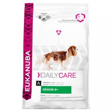 Pienso Eukanuba Daily Care Senior 9+ para perros Senior