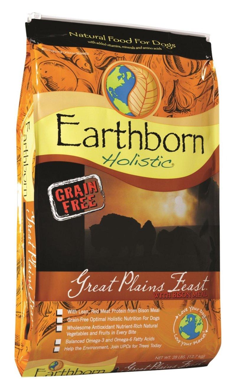 alimentación holística Earthborn Holistic Great Plain Feast