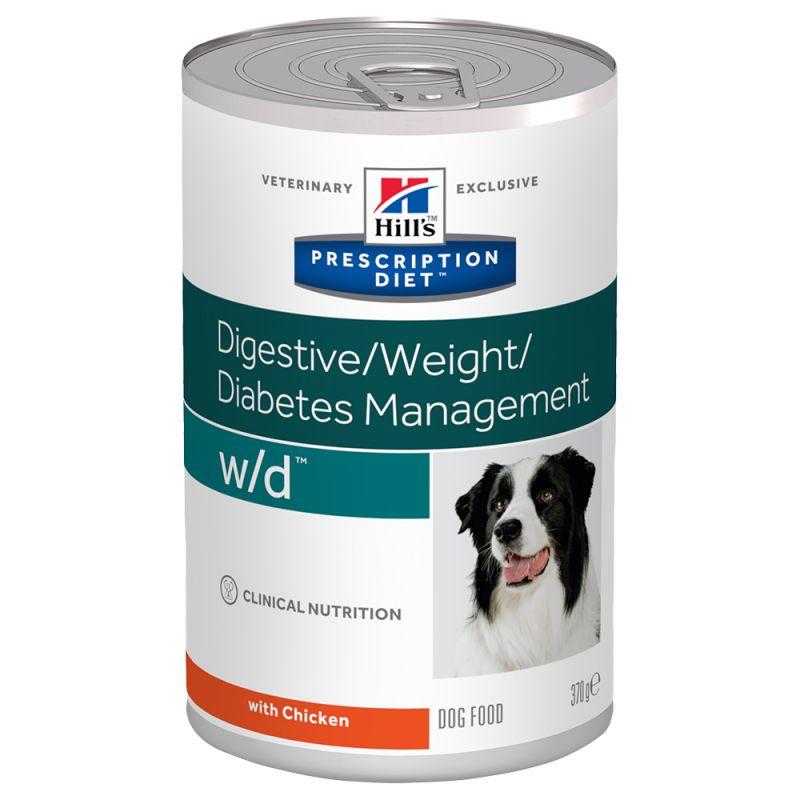 alimento húmedo Hill´s Prescription Diet Canine w/d