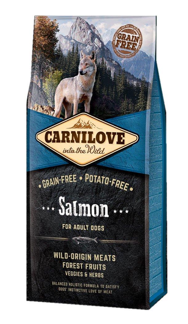 CarniLove Salmón y pescado blanco