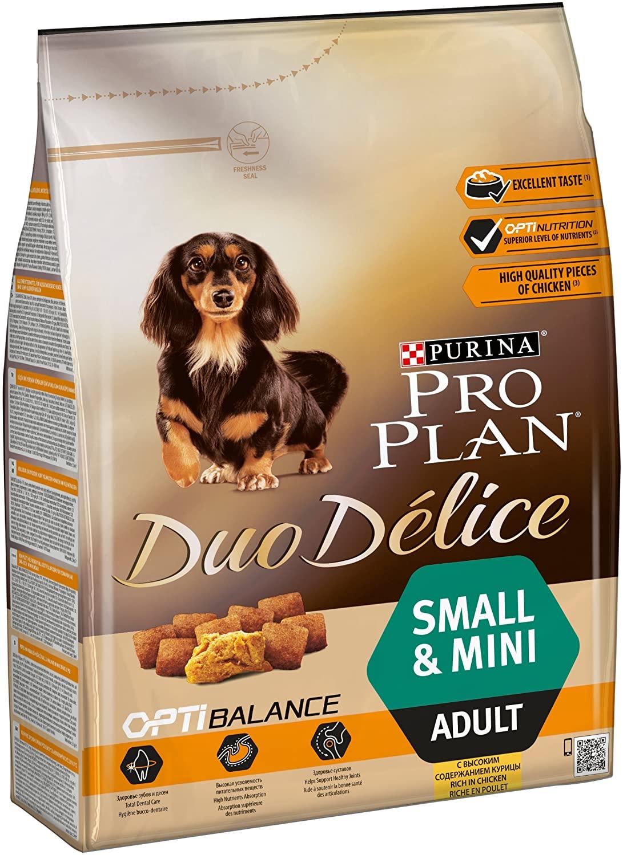 Pienso Pro Plan Duo Délice sabor pollo para perros adultos