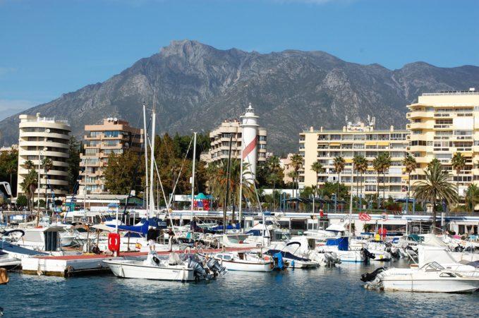 Puerto -Marbella