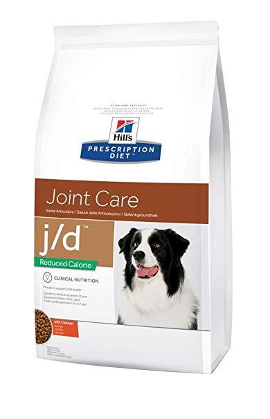 Hills prescription diet canine jd calorie seco