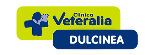 Logo de la Clínica Veterinaria Veteralia Dulcinea